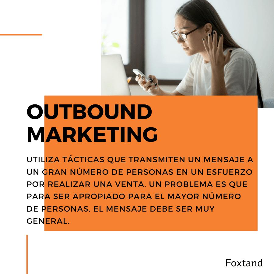 1. Inbound Marketing vs Outbound Marketing en pocas palabras 1