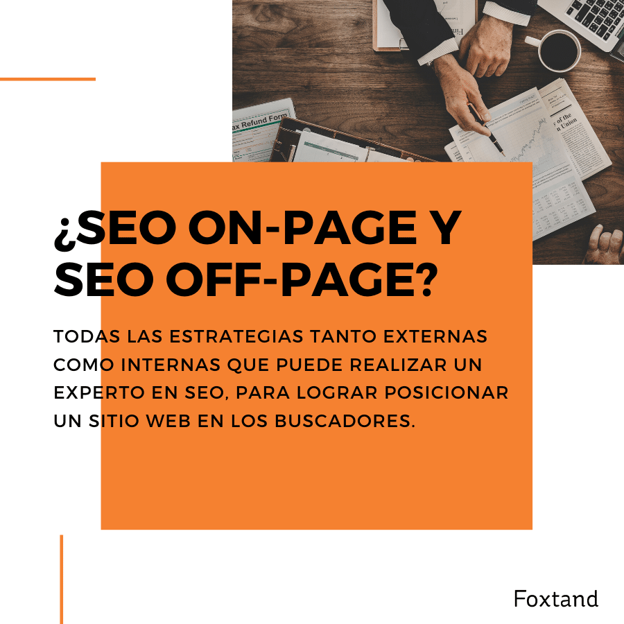 seo on page y seo off page foxtand.co