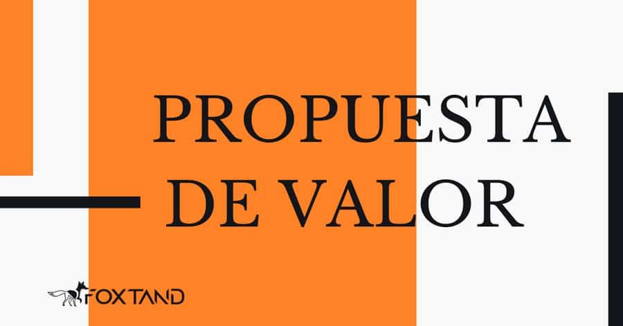 propuesta de valora