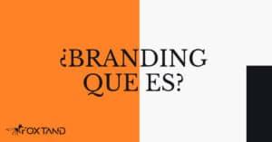 Branding que es
